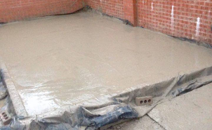 Concrete Foundation for Garages In Bolton