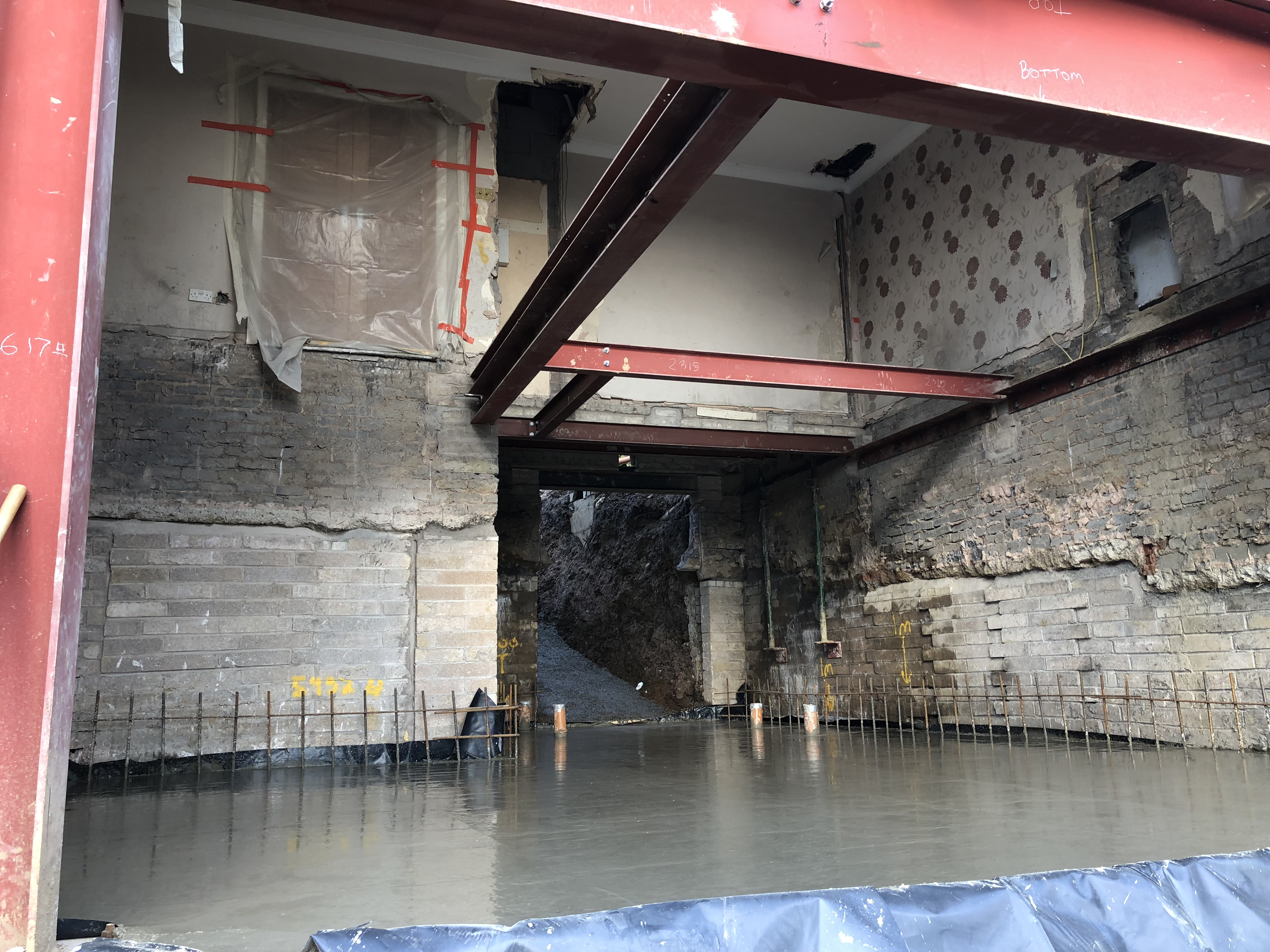 Reinforced Concrete Foundations in Cumbria